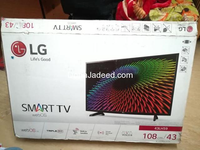 Full HD LED Smart TV