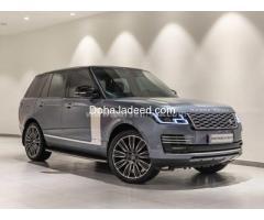 2018 Land Rover Range Rover Vogue A