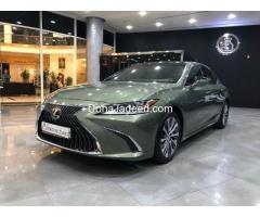 Lexus ES 350 2019 Used