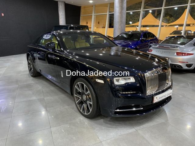 Rolls-Royce Wraith 2018 New