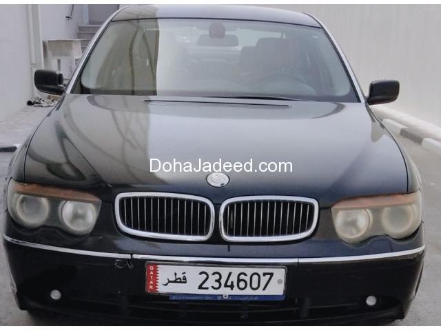BMW 7-Series 2005 Used