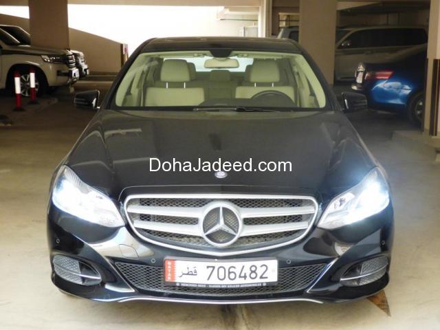 Mercedes-Benz E-Class 200 2016 Used