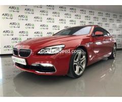 2016 BMW 6-Series 640i