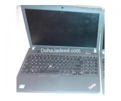 Lenovo i7 e531 laptop