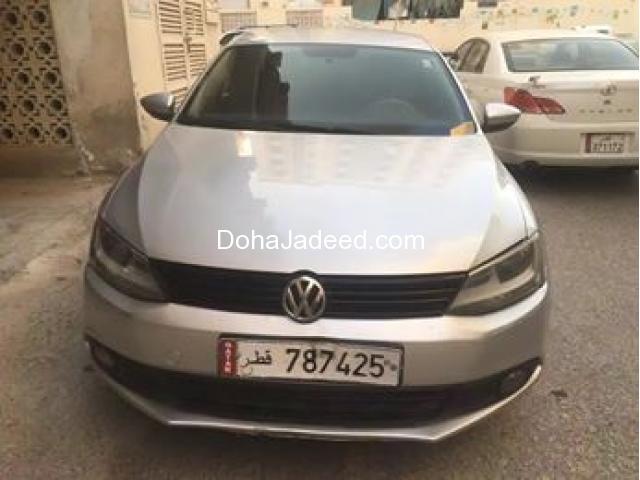 Volkswagen Jetta. 2015