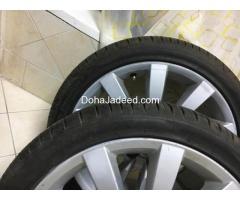 Lancer GT wheels