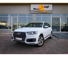 2018 Audi Q7 45 TFSI