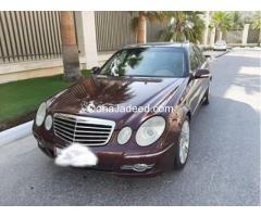 Mercedes E280 Full Options 2009 model