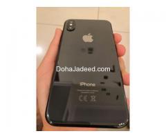 I Phone X. 64GB Gray Good Condition