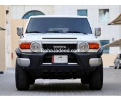 Toyota FJ 2013 4WD