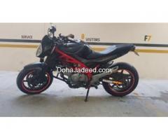 Suzuki gladius 650 cc 2014