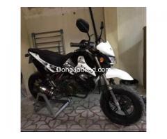 e Kawasaki 2013 110cc