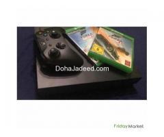 Xbox 1 Almost New