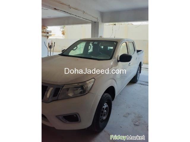 Nissan Navara Pickup For Rent