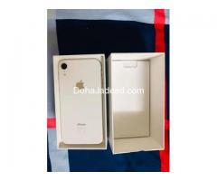 Apple iphone xr 64 gb white one week used