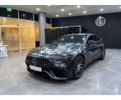 2019 Mercedes-Benz GT Gt 63 S AMG