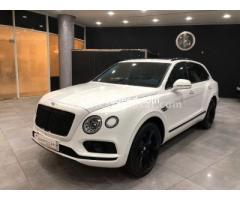 2019 Bentley Bentayga Mulliner