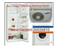 FRIDGE WASHING MACHINE REPAIR HOME SERVICE