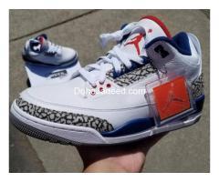Jordan 3 true blue