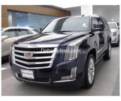 2019 Cadillac Escalade 6.2 V8