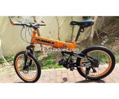 Hummer bike wheel 20 inch