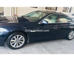 Model: BMW 520i 2012