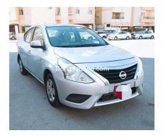 Nissan sunny 2015 urgent sale