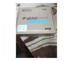 New Airtel satellite HD receiver