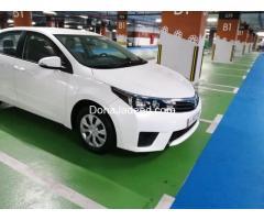 Toyota Corolla 2015 - XLi - 1600 cc