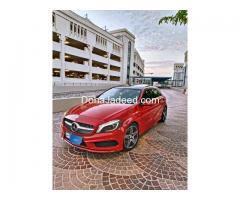 Mercedes A250 Sport 2013