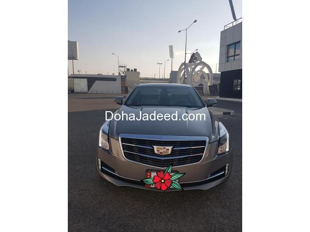 Cadillac ATS 2017