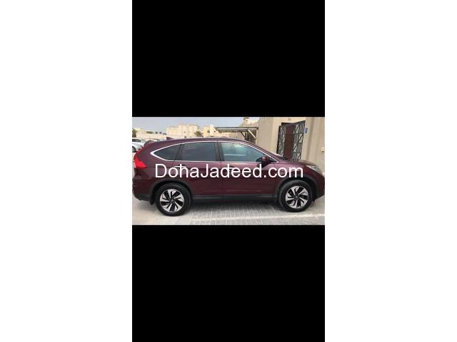 Honda CRV 2015 model