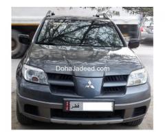 Mitsubishi Outlander 2007 FOR SALE