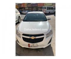 Very good condition Chevrolet Cruz